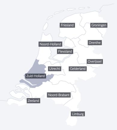 Zuid-Holland Slotenmaker in de Buurt
